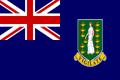 Bandiera Vergini Britanniche, Isole