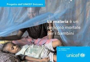 malaria e bambini sotto i 5 anni
