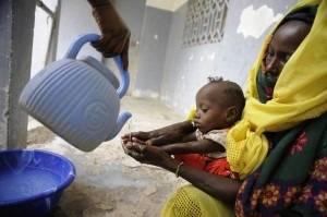 malnutrizione nei neonati dovuta a malaria in corso di gravidanza