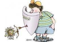 vaccinazioni uno scudo di protezione