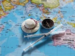 vacciniamoci per i viaggi