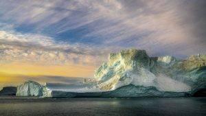 montagne in Groenlandia